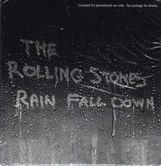 Rolling Stones - Rain Fall Down (6-trk U.s. Promo)