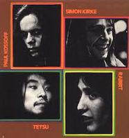 Kossoff Kirke Tetsu & Rabbit - S/t - LP