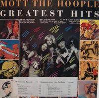Mott The Hoople - Greatest Hits (promo) - LP
