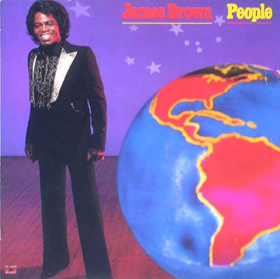 James Brown - People - LP