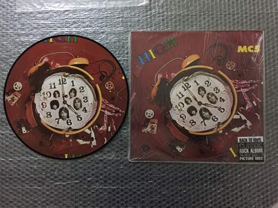 Mc5 - High Time - LP Pic Disc