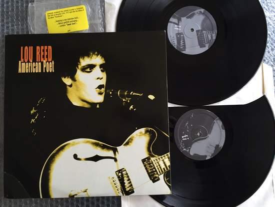 Lou Reed - American Poet - 2LP