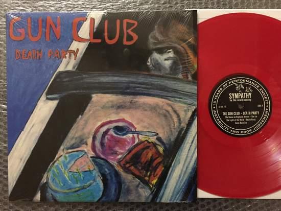 Gun Club - Death Party - LP