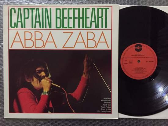 Captain Beefheart - Abba Zaba - LP