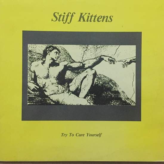 Stiff Kittens - Try To Cure Yourself - LP