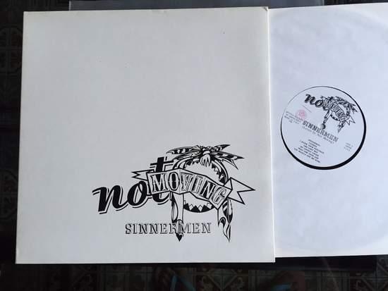 Not Moving - Sinnermen - LP Gatefold