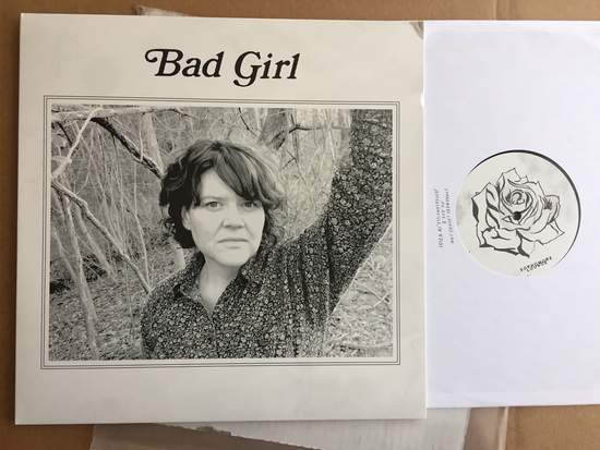 Reese Mchenry Sings With Spider Bags - Bad Girl - LP