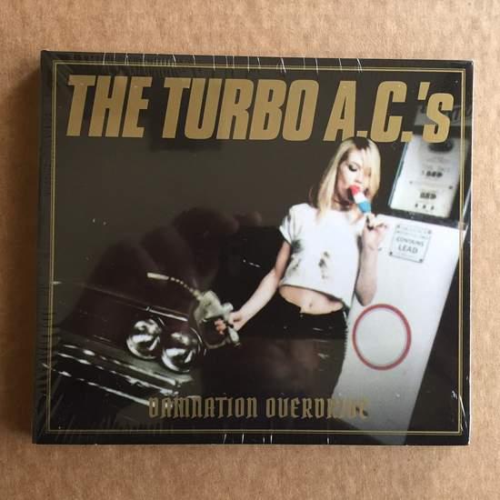 Turbo A.c.'s - Damnation Overdrive - Digi Pak