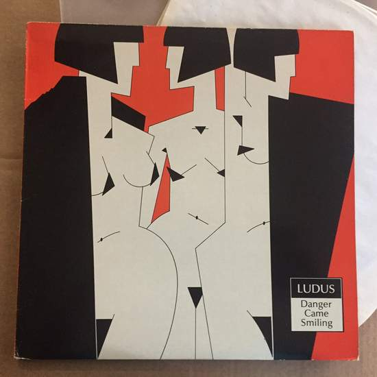Ludus - Danger Came Smiling - LP