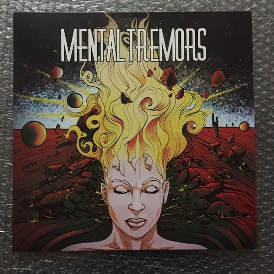 Mental Tremors - Mental Tremors - LP Colored Vinyl