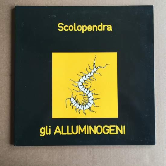 Gli Alluminogeni - Scolopendra - LP Gatefold