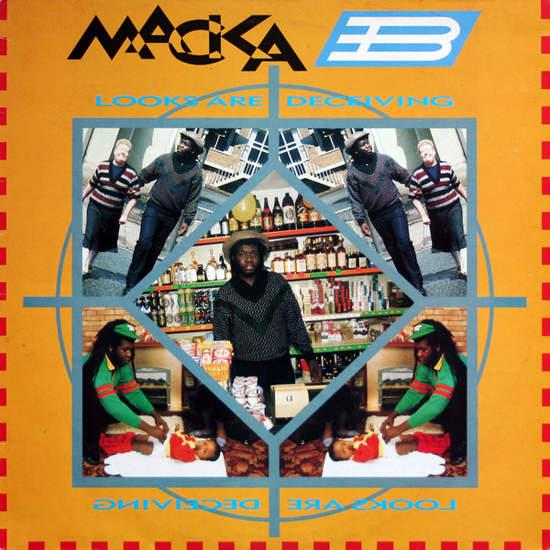 """Macka B - Looks Are Deceiving - 12"""""""