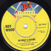 ROY WOOD - Oh What A Shame / Bengal Jig Album