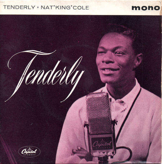 NAT KING COLE - TENDERLY EP - EP