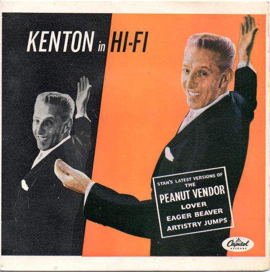 STAN KENTON - KENTON IN HI-FI EP - EP