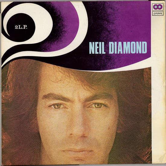 NEIL DIAMOND - NEIL DIAMOND - LP