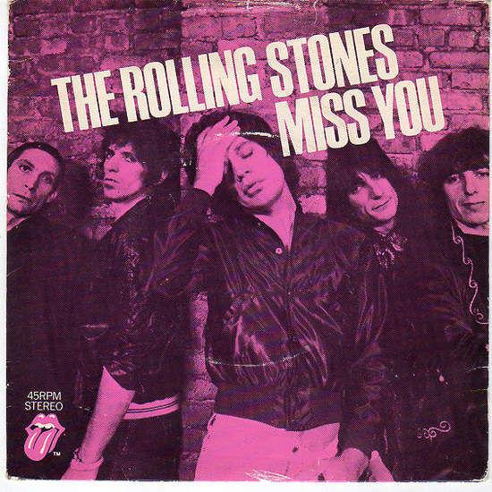 Miss You / Faraway Eyes - ROLLING STONES