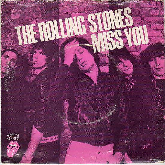 ROLLING STONES - Miss You / Faraway Eyes