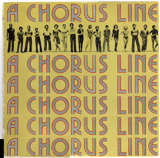 ORIGINAL CAST - A Chorus Line - Original New York Cast Recording