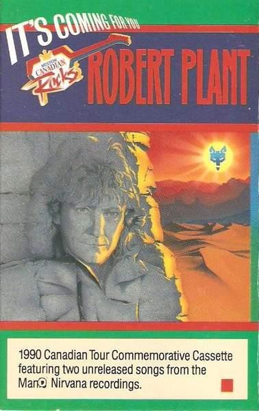 1990 Canadian Tour Commemorative