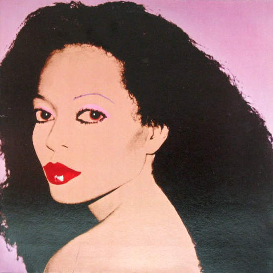 Diana Ross - Silk Electric - LP Gatefold