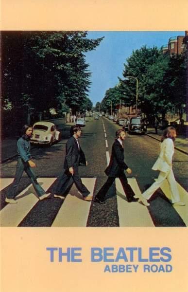 Beatles - Abbey Road - Cassette