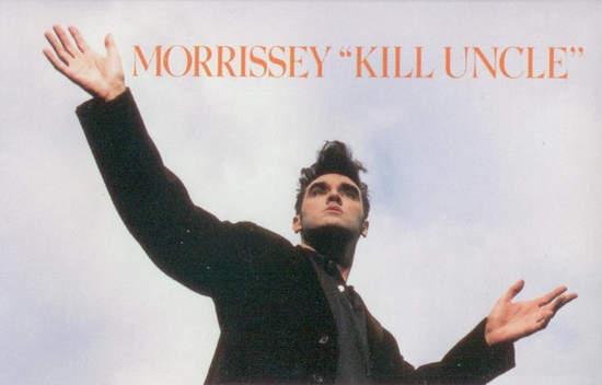 Morrissey - Kill Uncle - Cassette
