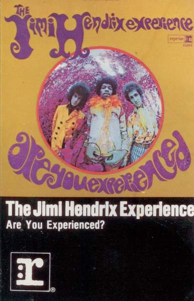 Jimi Hendrix Experience - Are You Experienced? - Cassette