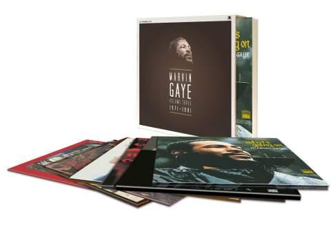 Marvin Gaye - Vol. 3 1971-1981 - LP Box Set