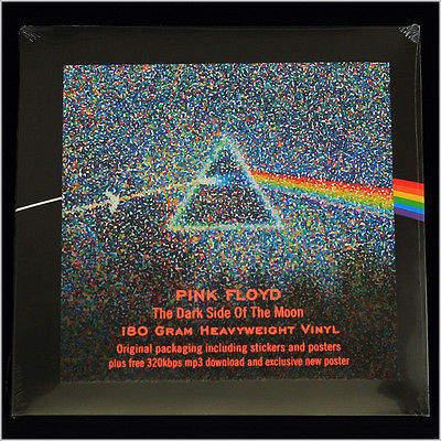 Pink Floyd - Dark Side Of The Moon, 40th Anniversary
