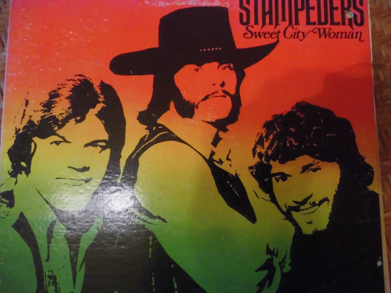 Stampeders - Sweet City Woman Record