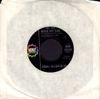 """Jimmy Mccracklin - Let The Door Hit You/this Thing - 7"""""""
