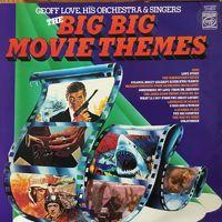 Geoff Love - Big Big Movie Themes - LP