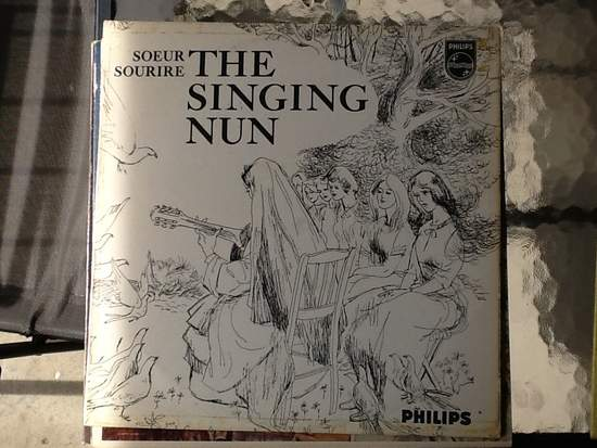 Soeur Sourire - The Singing Nun LP