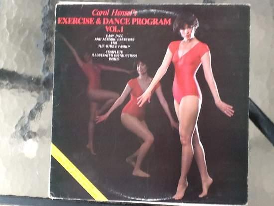 Exercise & Dance Program Vol 1 - Carol Hensel