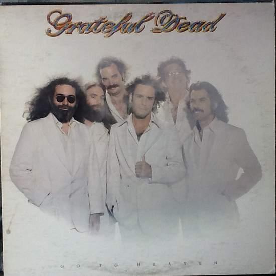 Grateful Dead - Go To Heaven - LP