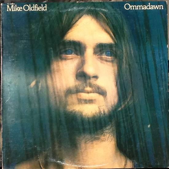Mike Oldfield - Ommadawn - LP