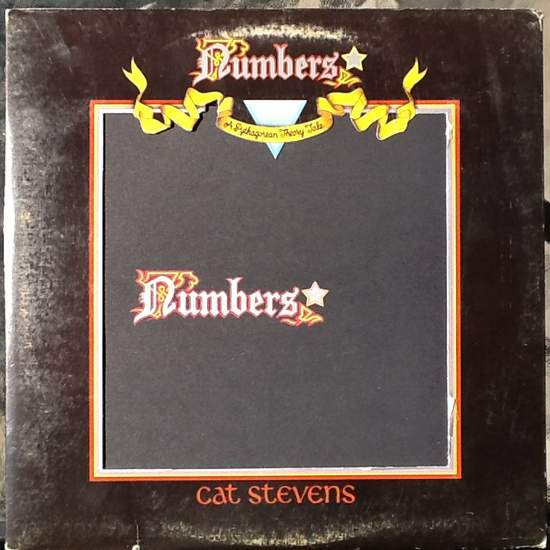 Cat Stevens - Numbers - LP