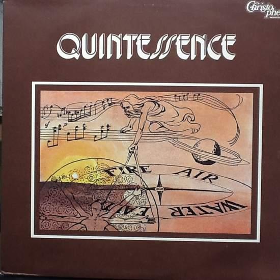 Quintessence - Quintessence - LP