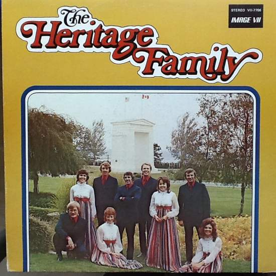Heritage Family - Heritage Family - LP