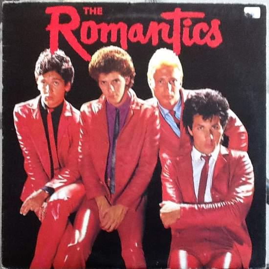 Romantics - Romantics - LP