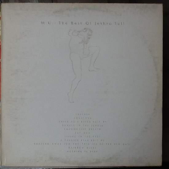 Jethro Tull - M. U.  Best Of - LP