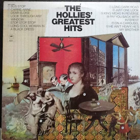 Hollies - Greatest Hits - LP