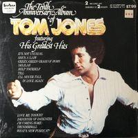 Tom Jones - 10th Anniversary Album (lpx2) - LP