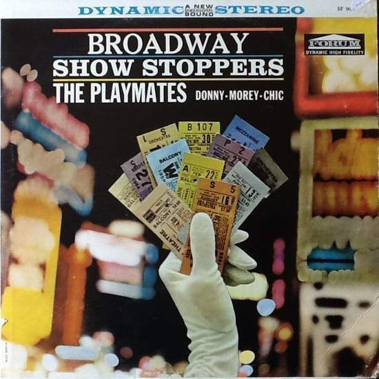 Broadway Show Stoppers - Playmates