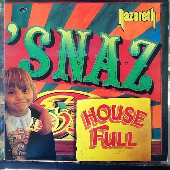 Nazareth - Snaz (lpx2)