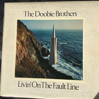 Doobie Brothers - Living On The Fault Line - LP