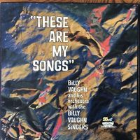 Billy Vaughn - These Are My Songs (lpx3) - LP+CDR