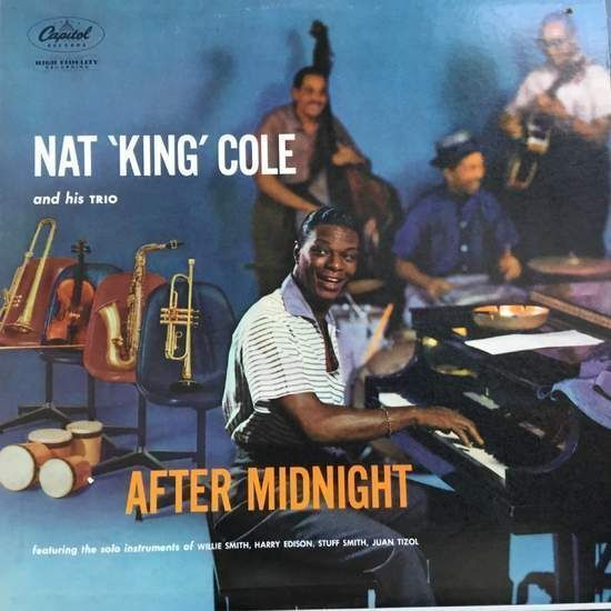 Nat King Cole & His Trio - After Midnight - LP