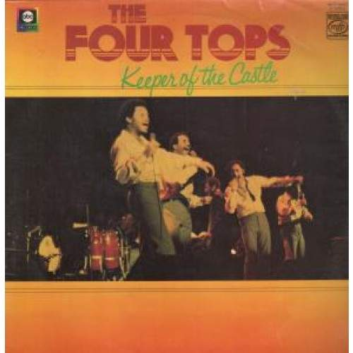 Four Tops - Keeper Of The Castle [mfp50253] - LP